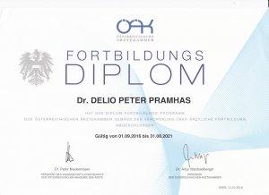 Dr-Delio-Peter-Pramhas-Orthopaede-Wien-DFP-Diplom