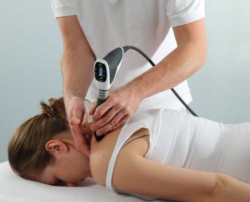 Stosswellenbehandlung Bei Muskelverhärtungen