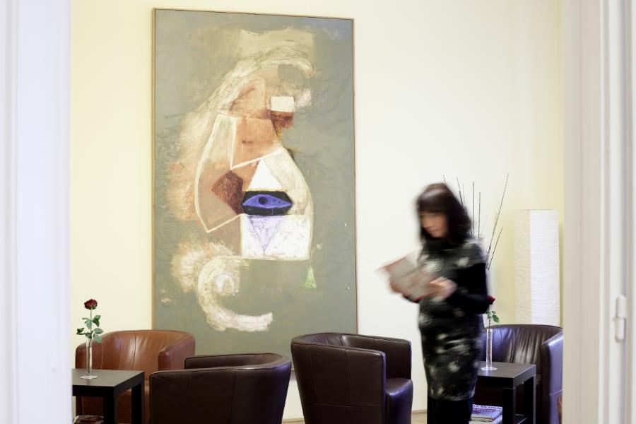 Arzt Wartezimmer Wien 1060
