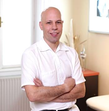 Dr. Delio Pramhas Orthopaede Wien