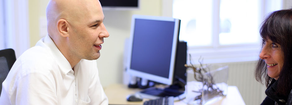 Orthopädie Kunden Beratung Wien - Dr. Pramhas